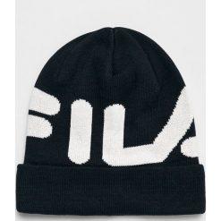Fila - Czapka. Szare czapki i kapelusze męskie Fila. W wyprzedaży za 129.90 zł.