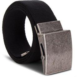 Pasek Męski CALVIN KLEIN JEANS - J Military Belt 3,5 Cm K50K504327 001. Czarne paski damskie Calvin Klein Jeans, w paski, z jeansu. Za 179.00 zł.