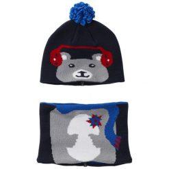Columbia Zestaw Dziecięcy Czapka I Komin Snow More Beanie And Gaiter Set Collegiate Navy Bear. Białe czapki dla dzieci Columbia. Za 85.00 zł.