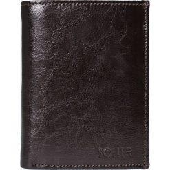 Solier - Portfel skórzany. Czarne portfele męskie Solier, z materiału. W wyprzedaży za 69.90 zł.