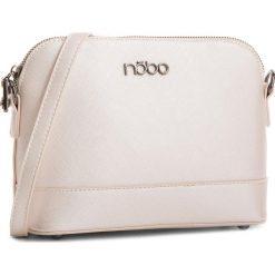 Torebka NOBO - NBAG-E1460-C000 Perłowy. Białe listonoszki damskie Nobo, ze skóry ekologicznej. W wyprzedaży za 109.00 zł.