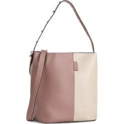 Torebka JENNY FAIRY - RC13056 Różowy. Brązowe torebki do ręki damskie Jenny Fairy, ze skóry ekologicznej. Za 119.99 zł.