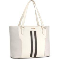 Torebka MONNARI - BAG0510-015 Beige With Black. Brązowe torby na ramię damskie Monnari. W wyprzedaży za 149.00 zł.