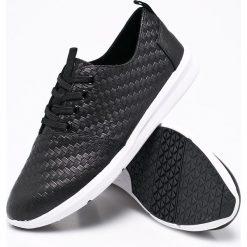 Toms - Buty. Czarne buty sportowe męskie Toms, z gumy. W wyprzedaży za 159.90 zł.