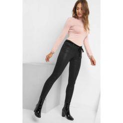Power Stretch Skinny Jeans. Czarne jeansy damskie Orsay. Za 129.99 zł.
