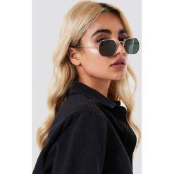 NA-KD Accessories Okulary przeciwsłoneczne Octagon - Black. Czarne okulary przeciwsłoneczne damskie NA-KD Accessories. Za 60.95 zł.