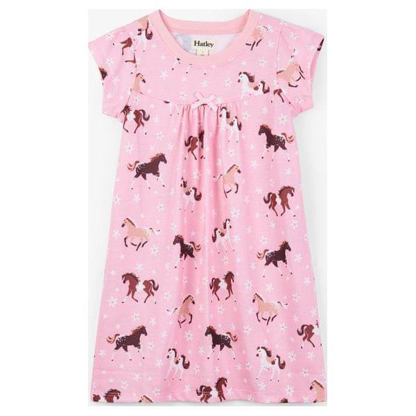 c9f1aa89546735 Hatley Koszula Nocna Dla Dziewcząt 110 Różowy - Bielizna dla ...