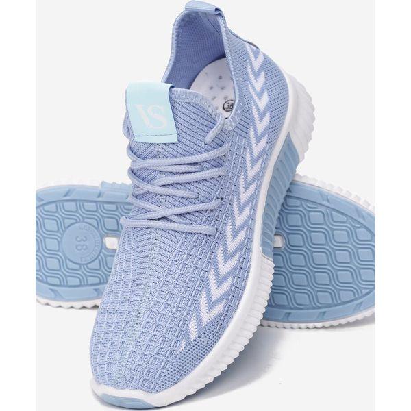 Niebieskie Buty Sportowe Talorene