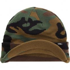 Czapka VANS - Visor Cuff VN0A3HJ897I Classic Camo. Zielone czapki i kapelusze męskie Vans. Za 99.00 zł.