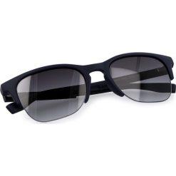 Okulary przeciwsłoneczne BOSS - 0290/S Blue PJP. Niebieskie okulary przeciwsłoneczne damskie Boss, z tworzywa sztucznego. W wyprzedaży za 389.00 zł.