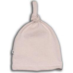 Czapka dziecięca Rose różowa r. 62 (NOR-04). Czerwone czapki dla dzieci Nanaf Organic. Za 39.71 zł.
