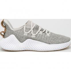 Adidas Performance - Buty AlphaBOUNCE Trainer. Szare buty sportowe męskie adidas Performance, z materiału. Za 399.90 zł.