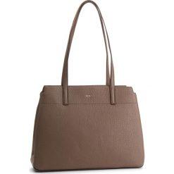 Torebka DKNY - Bellah Lg Tote R83A5685 Desert DES. Brązowe torebki do ręki damskie DKNY, ze skóry. Za 1,399.00 zł.