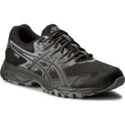 Buty ASICS - Gel-Sonoma 3 G-Tx GORE-TEX T727N Black/Onyx/Carbon 9099. Czarne buty sportowe męskie Asics, z gore-texu. W wyprzedaży za 279.00 zł.