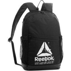 Plecak Reebok - Style Found Active Bp CZ9753 Black. Czarne plecaki damskie Reebok, z materiału, sportowe. W wyprzedaży za 129.00 zł.