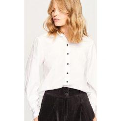 Koszula z bawełny organicznej - Biały. Koszule damskie marki SOLOGNAC. W wyprzedaży za 39.99 zł.