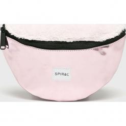 Spiral - Nerka Glamour Sequins. Szare walizki damskie Spiral, w paski, z materiału. W wyprzedaży za 69.90 zł.
