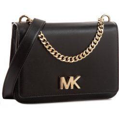 Torebka MICHAEL MICHAEL KORS - Mott 30T7GOXL7L  Black. Czarne torebki do ręki damskie MICHAEL Michael Kors, ze skóry. Za 1,529.00 zł.