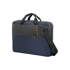 Office Case Qibytes 15,6 Niebieski Torba SAMSONITE. Torby na laptopa męskie Samsonite, w paski. Za 249.00 zł.