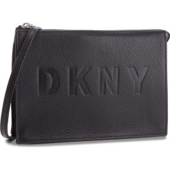 Torebka DKNY - Commuter Zip R83EA796  Bsv-Black/Silver 46. Czarne listonoszki damskie DKNY, ze skóry. Za 639.00 zł.