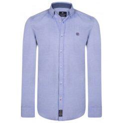 Felix Hardy Koszula Męska Xxl Niebieska. Niebieskie koszule męskie Felix Hardy, z długim rękawem. W wyprzedaży za 149.00 zł.