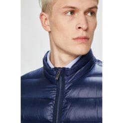 Trussardi Jeans - Kurtka. Brązowe kurtki męskie TRUSSARDI JEANS, z jeansu. W wyprzedaży za 799.90 zł.