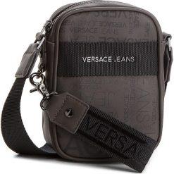 Saszetka VERSACE JEANS - E1YSBB22 70723 829. Szare saszetki męskie Versace Jeans, z jeansu, młodzieżowe. W wyprzedaży za 289.00 zł.