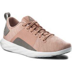 Buty Reebok - Astroride Walk CN0857 Chalk Pink/Powder/White. Czerwone obuwie sportowe damskie Reebok, z materiału. W wyprzedaży za 199.00 zł.