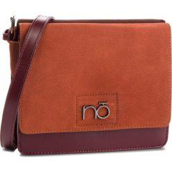 Torebka NOBO - NBAG-F2330-C005 Bordowy Kolorowy. Czerwone listonoszki damskie Nobo, w kolorowe wzory, z materiału. W wyprzedaży za 159.00 zł.