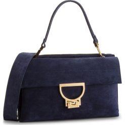 Torebka COCCINELLE - DD6 Arlettis Suede E1 DD6 12 01 01 Bleu B11. Niebieskie torebki do ręki damskie Coccinelle, ze skóry. Za 1,649.90 zł.