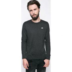Le Shark - Sweter. Czarne swetry przez głowę męskie Le Shark, z bawełny, z okrągłym kołnierzem. W wyprzedaży za 39.90 zł.