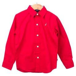 Nautica Koszula Chłopięca 116 Czerwony. Koszule dla chłopców marki bonprix. Za 185.00 zł.