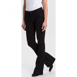 """Dżinsy """"Flare Faye"""" - Flared fit - w kolorze granatowym. Niebieskie jeansy damskie Cross Jeans. W wyprzedaży za 127.95 zł."""