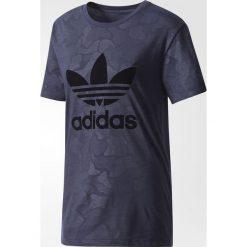 Adidas Koszulka damska Boyfriend Treofil granatowa r. 38 (BS4272). Bluzki damskie Adidas. Za 134.54 zł.