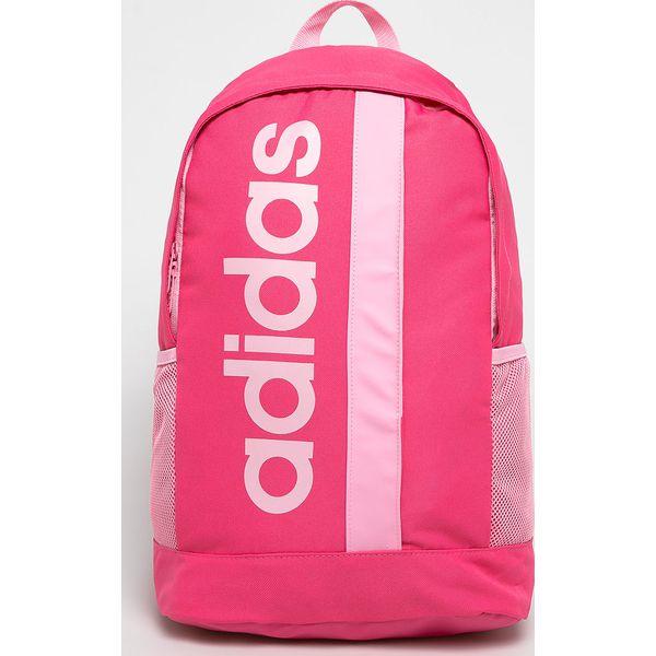 663f1d565af1d adidas Performance - Plecak - Czerwone plecaki damskie marki Adidas ...