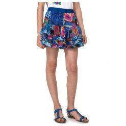 Desigual Spódnica Dziewczęca Antius 116 Niebieski. Niebieskie spódniczki dla dziewczynek Desigual. W wyprzedaży za 179.00 zł.