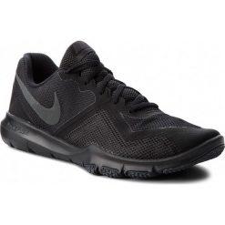 Buty NIKE - Flex Control II 924204 002 Black/Anthracite. Czarne buty sportowe męskie Nike, z materiału. W wyprzedaży za 229.00 zł.