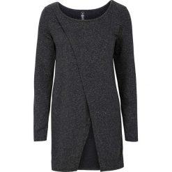 Długa bluza bonprix ciemnoszary. Bluzy damskie marki KALENJI. Za 59.99 zł.