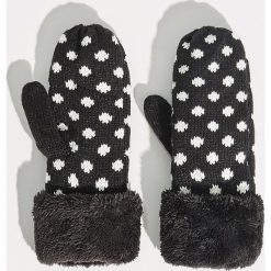 Rękawiczki z jednym palcem - Czarny. Czarne rękawiczki damskie Sinsay. Za 19.99 zł.