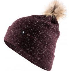 Czapka damska CAD609 - burgund - Outhorn. Czerwone czapki i kapelusze damskie Outhorn, z materiału. W wyprzedaży za 29.99 zł.