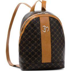 Plecak EVA MINGE - Barcelona 4C 18NN1372635EF  171. Czarne plecaki damskie Eva Minge, ze skóry, klasyczne. W wyprzedaży za 449.00 zł.