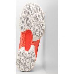 Nike Performance MEN AIR ZOOM ULTRA REACT HC Obuwie do tenisa Outdoor lava glow/black/white. Trekkingi męskie Nike Performance, z materiału, na golfa. W wyprzedaży za 377.40 zł.