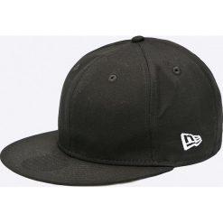 New Era - Czapka. Czarne czapki i kapelusze męskie New Era. W wyprzedaży za 99.90 zł.