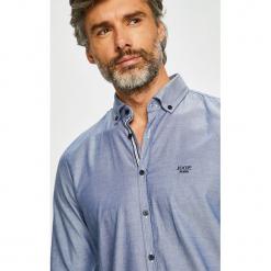 Joop! - Koszula. Szare koszule męskie JOOP!, z bawełny, button down, z długim rękawem. Za 379.90 zł.