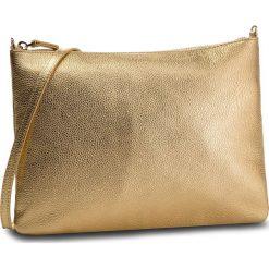 Torebka COCCINELLE - DV3 Mini Bag E5 DV3 55 F4 07 Platino N49. Żółte listonoszki damskie Coccinelle, ze skóry. Za 549.90 zł.