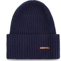 Czapka TRUSSARDI JEANS - Hat Rib-Knitted 59Z00079 U290. Niebieskie czapki i kapelusze damskie TRUSSARDI JEANS, z jeansu. Za 189.00 zł.