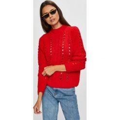 Vero Moda - Sweter Nila. Różowe swetry damskie Vero Moda. W wyprzedaży za 99.90 zł.