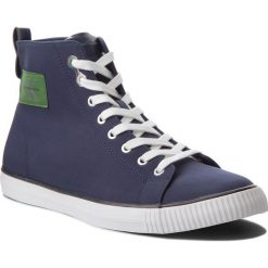 Tenisówki CALVIN KLEIN JEANS - Andis S0540  Indigo. Niebieskie trampki męskie Calvin Klein Jeans, z gumy. W wyprzedaży za 269.00 zł.