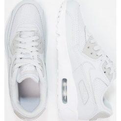 Nike Sportswear AIR MAX 90 Tenisówki i Trampki pure platinum/white. Buty sportowe chłopięce Nike Sportswear, z gumy. W wyprzedaży za 351.20 zł.