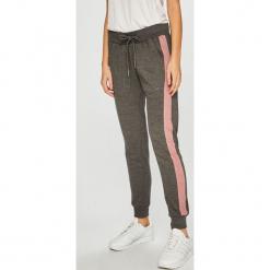 Fresh Made - Spodnie. Szare spodnie materiałowe damskie Fresh Made, z bawełny. Za 119.90 zł.